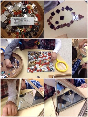 this kindergarten life: it began with a bottle cap - a story of beautiful stuff