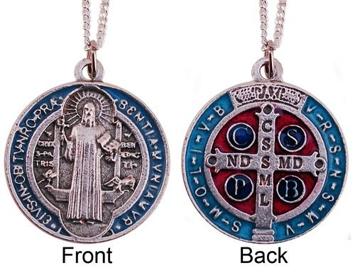 St. Benedict of Nursia was an incredibly important saint for the Church, most notably because of the organization he brought to monastic life in its early centuries. The many accounts of Saint Benedict triumphing over traps the Devil set for him is how the symbols on the St. Benedict medal became pr