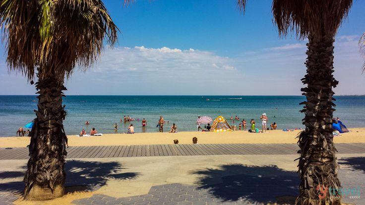 St Kilda Beach - 6 bea hes in Melbourne, Australia for your list