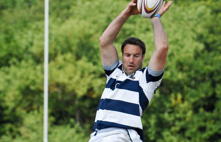 Bristol Legends - In action at the Legends Rugby tournament
