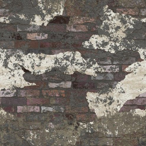 rough and grungy old rendered wall