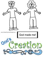"""Creation Lapbook @Monica Wade Maybe some of these ideas would be good for """"space week"""". Perhaps base the Bible lessons around the Creation story???"""
