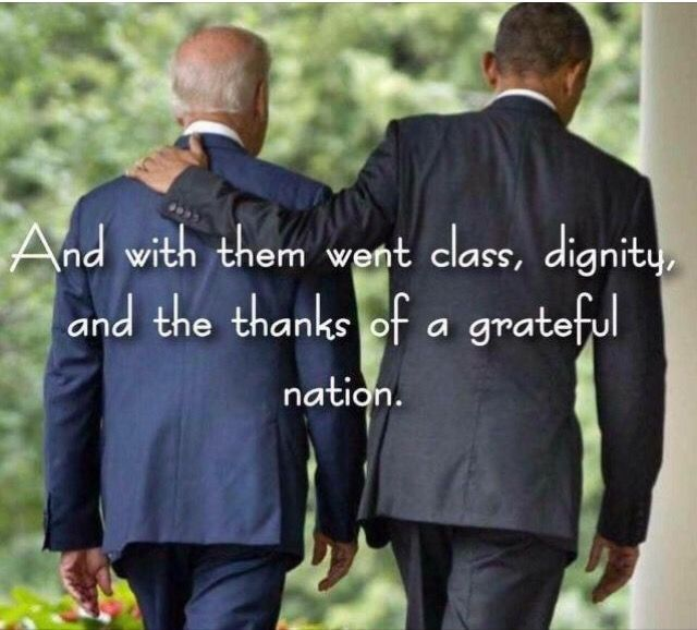 Class, Dignity, Integrity, Honesty... gone, just GONE!!!