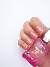 Sally Hansen Complete Care 7 in 1 Review
