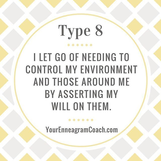 Image result for take a deep breath type 8 enneagram