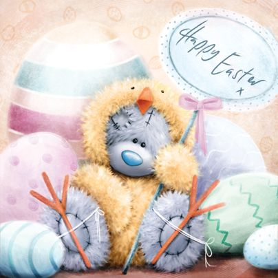 Tatty Teddy Easter