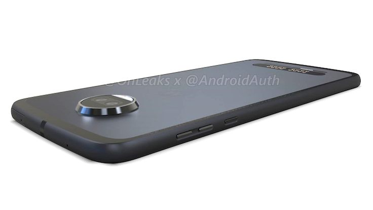 motoz2-2 Moto Z2 quiere apuntar alto: Ya conocemos nuevos datos de este móvil
