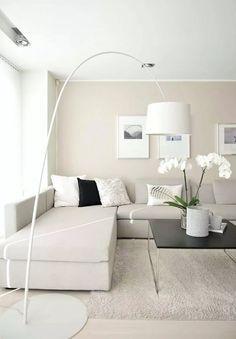 best 25+ arredamento soggiorno elegante ideas on pinterest ... - Soggiorno Total White