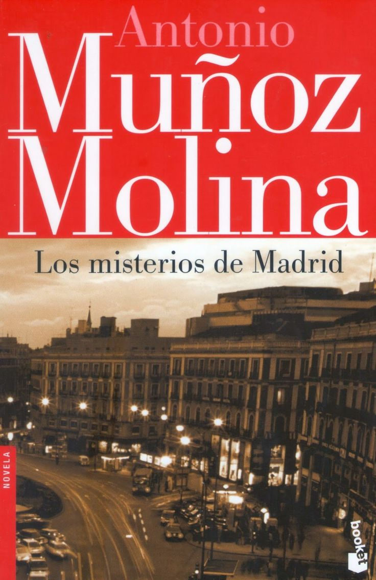 livros que eu li: los misterios de madrid