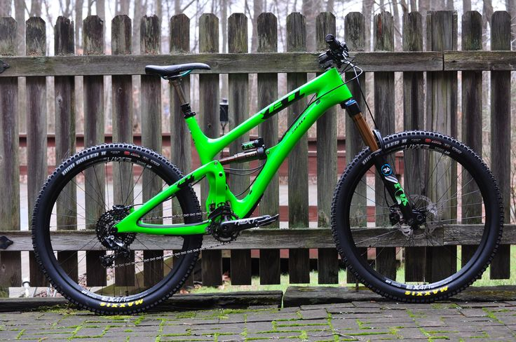 Yeti SB6c - MCFlow's Bike Check - Vital MTB