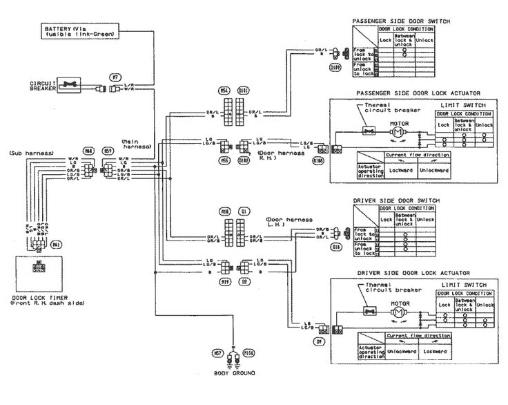 Pin by Ayaco 011 on auto manual parts wiring diagram