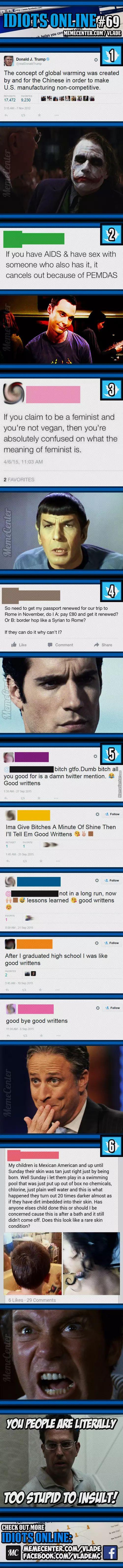 Idiots Online #69