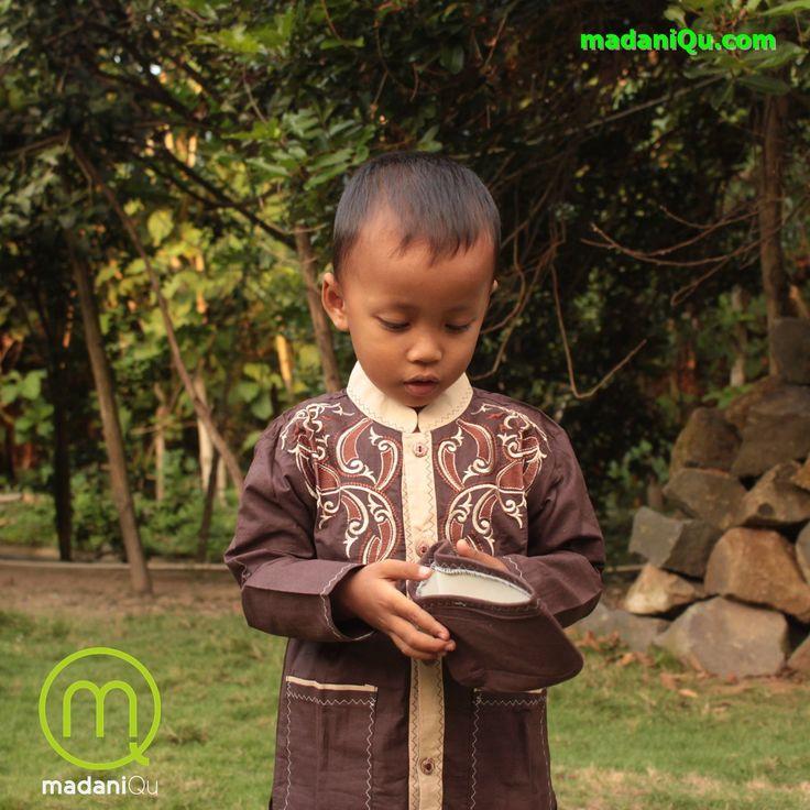 Baju Koko Anak Laki-laki - Jual Koko Online   MadaniQu