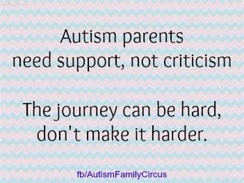 Or Sensory Parents. The same applies.