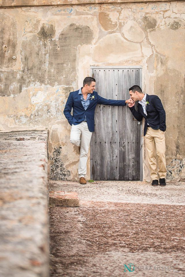 Puerto Rico Gay Wedding Elopment at Old San Juan (4)