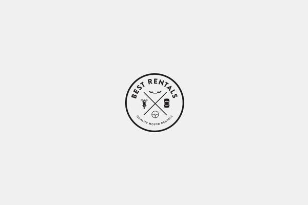Logotypes by Sorbet , via Behance