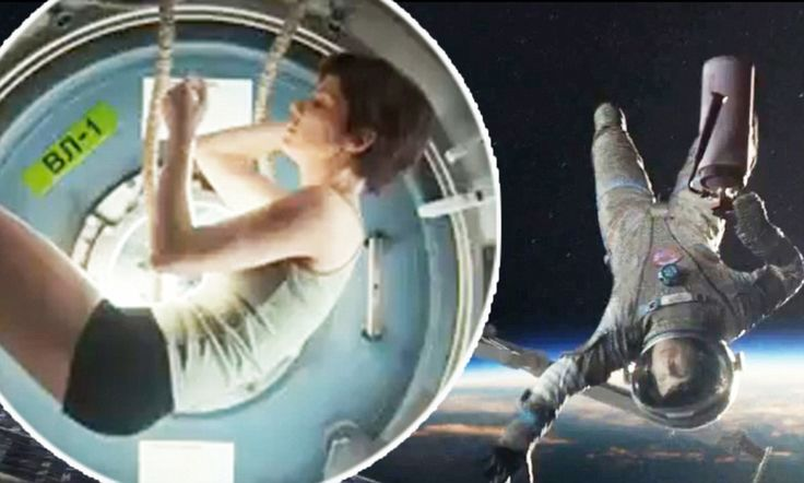 Sandra Bullock is sent spinning into space in new Gravity trailer