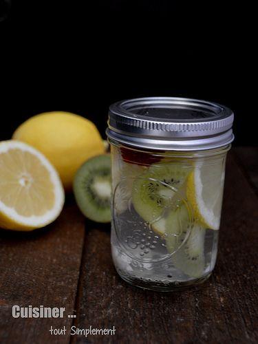Detox Water, c'est quoi ? - Cuisiner... tout Simplement, Le Blog de cuisine de Nathalie