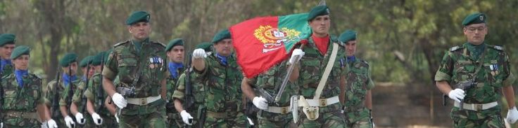 Portuguese Army Paratroopers.