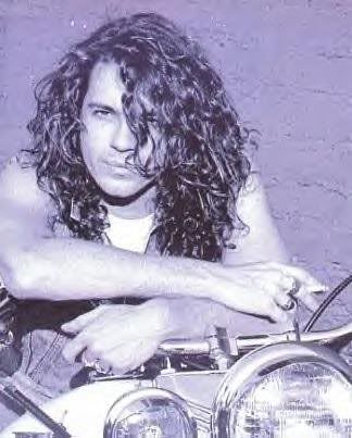 Michael Hutchence....loved him miss that sexy voice
