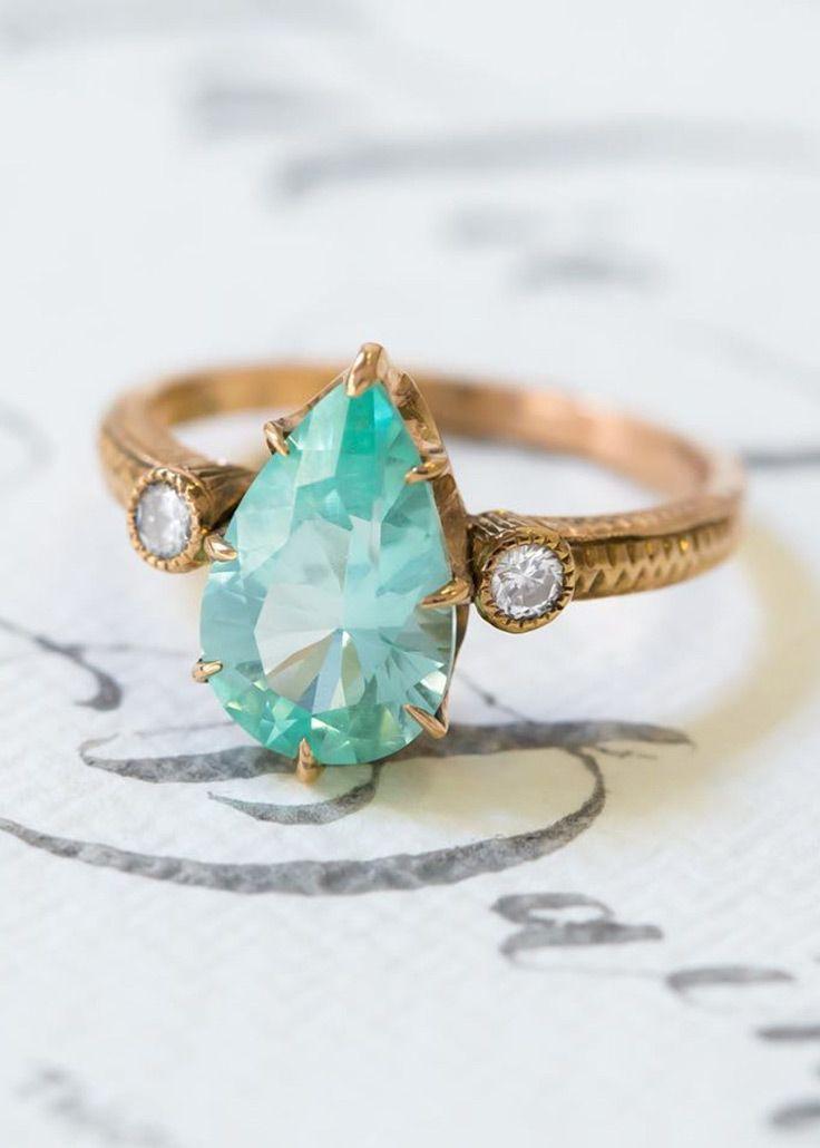 14 Engagement Rings For The Boho Bride Boho Engagement Ring
