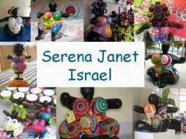 Leuke en informatieve powerpoint over Serena Janet Israel voor 5, deze en nog vele andere kun je downloaden op de website van Juf Milou.