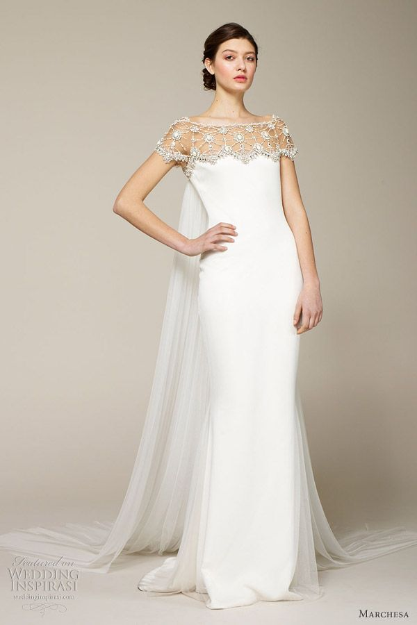 Marchesa Bridal Spring 2013 Bridal Gowns
