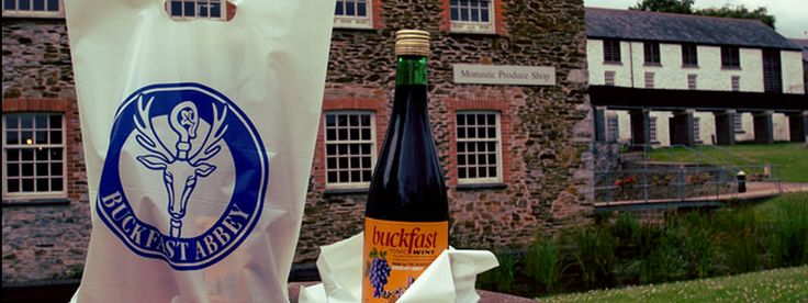 Buckfast Tonic Wine is made by Monks but drunk by hooligans