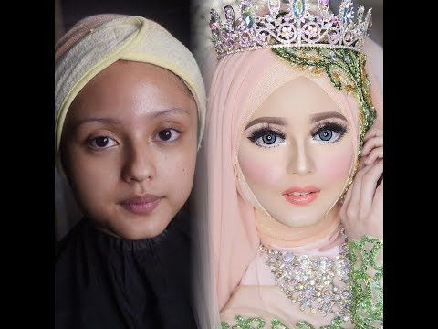 The power of makeup! Barbie makeup look - YouTube