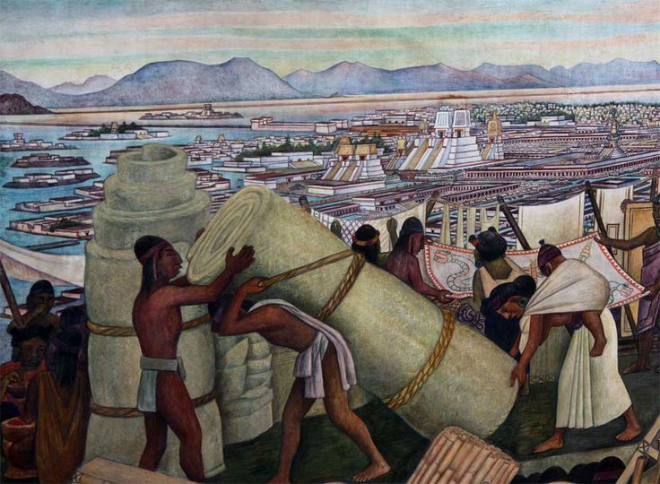 21 best images about diego rivera murals on pinterest for Diego rivera aztec mural
