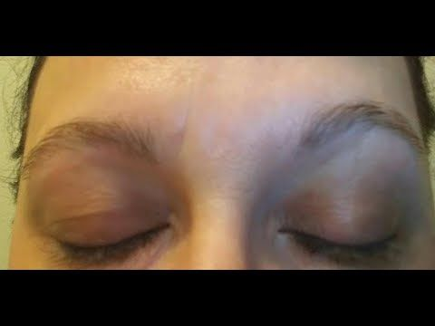 Inner Personal Advice: Waxing my eyebrows (video)