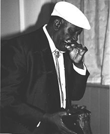 Snooky Pryor (September 15, 1921 – October 18, 2006) was a Chicago blues harmonica player.[1][2] He claimed to have pioneered the now-common method of playing amplified harmonica by cupping a small microphone in his hands along with the harmonica, although on his earliest records in the late 1940s and early '50s he did not utilize this method.