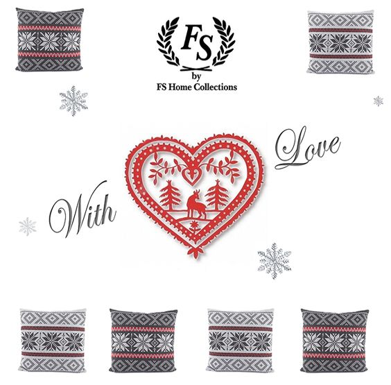 Upscale cushions