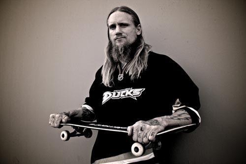 Sr. Mike Vallely