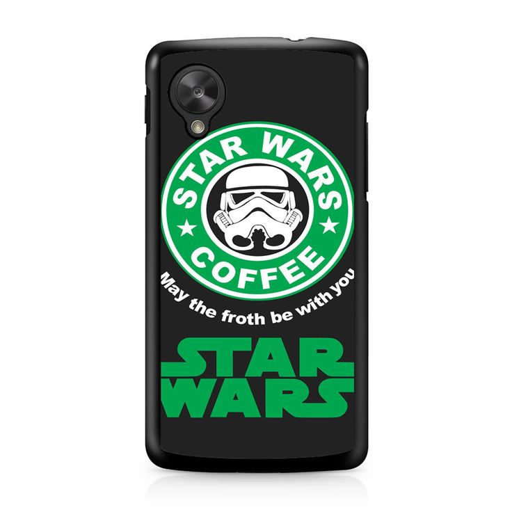 Star Wars coffee Nexus 5 Case