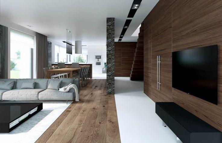 Otwarte przestrzenie robią niezwykłe wrażenie i mogą być bardzo funkcjonalne.