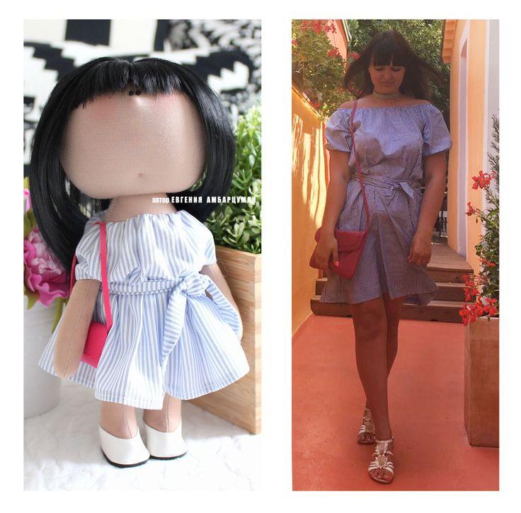 portrait doll by eva-dolls.com
