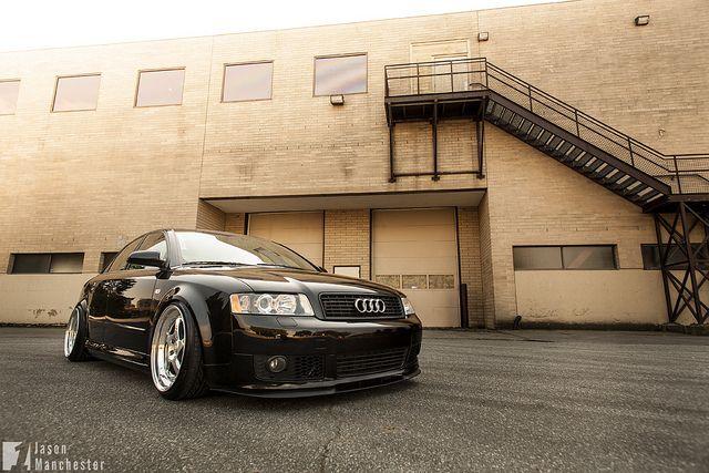 Audi B6 A4