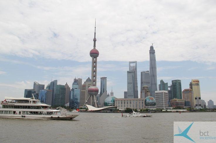 Szanghaj, Perła Orientu, Pudong/ Shanghai, China