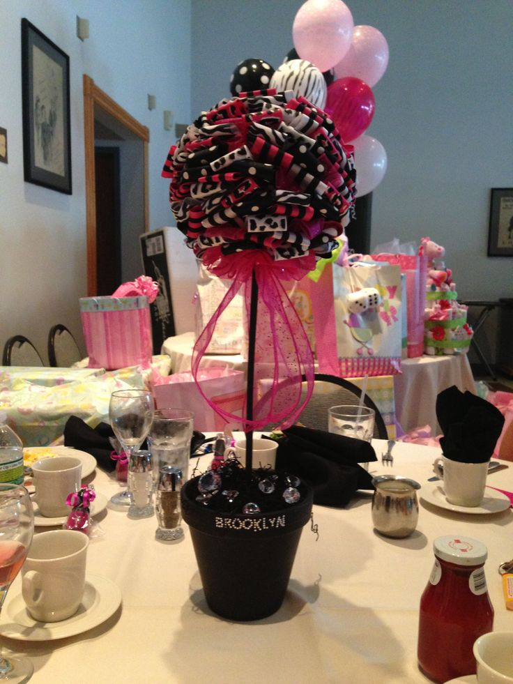 Good My Best Friends Baby Shower #baby #girl #babyshower #decorations #pink #
