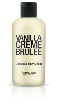 Hempz Treats Vanilla Creme Brulee