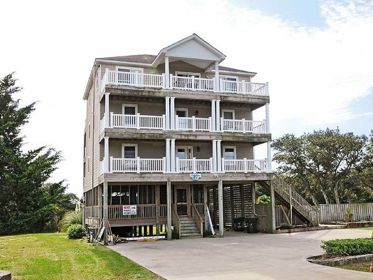 House vacation rental in Salvo, NC, USA from VRBO.com! #vacation #rental #travel…