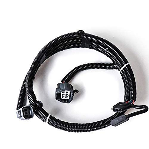Bougerv Trailer Wiring Harness Fits 2007 2018 Jeep Wrangler Jk 2 4 Door Tow Hitch Wiring Harness Accessories Wrangler Accessories Accessories Jeep Wrangler Jk