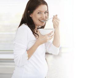 Embarazo: lo que debes y no debes comer
