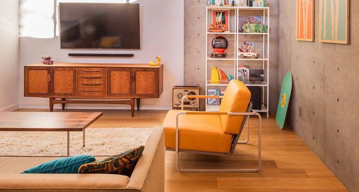 Hauspläne bungalow  Antike Grundrissidee meets Bauhaus | Hauspläne Bungalows ...