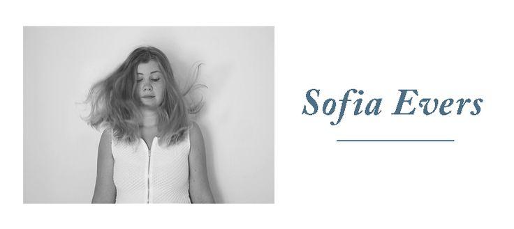 BLOMSTRANDE | Blomstrande personer – Sofia Evers | http://blomstrande.com