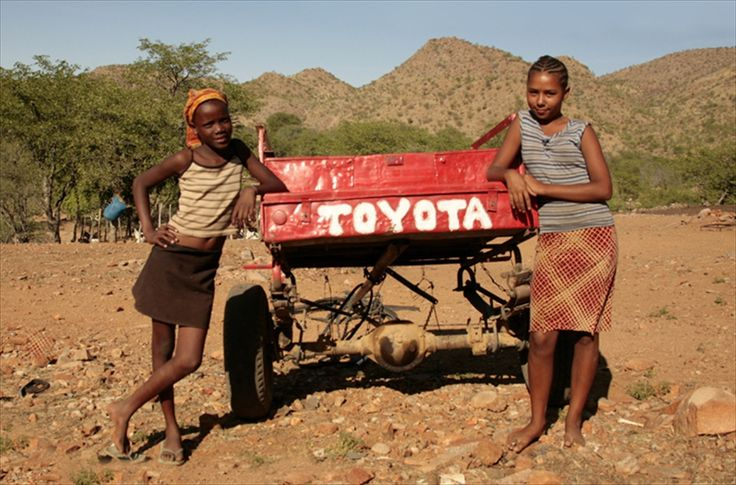 Toyota  - #Namibia #Africa #Transport