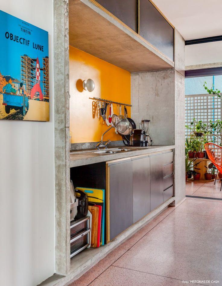 Mobiliario marcenaria 18-decoracao-copan-cozinha-amarela
