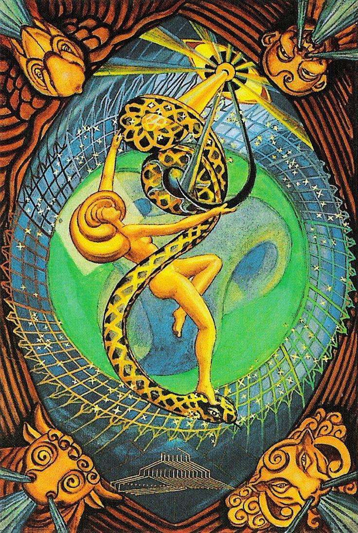 56 Best Thoth Tarot (Minor Arcana) Images On Pinterest