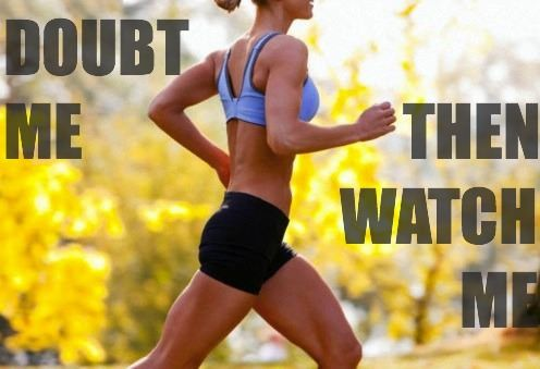 Runner Things #1141: Doubt me